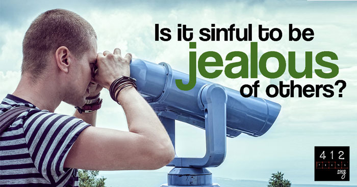What does the Bible say about jealousy? | 412teens org