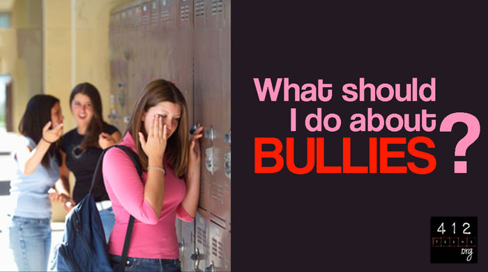 a story about bullying