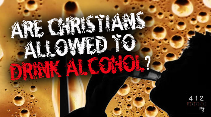Drinking Alcohol Is A Sin Bible Verse