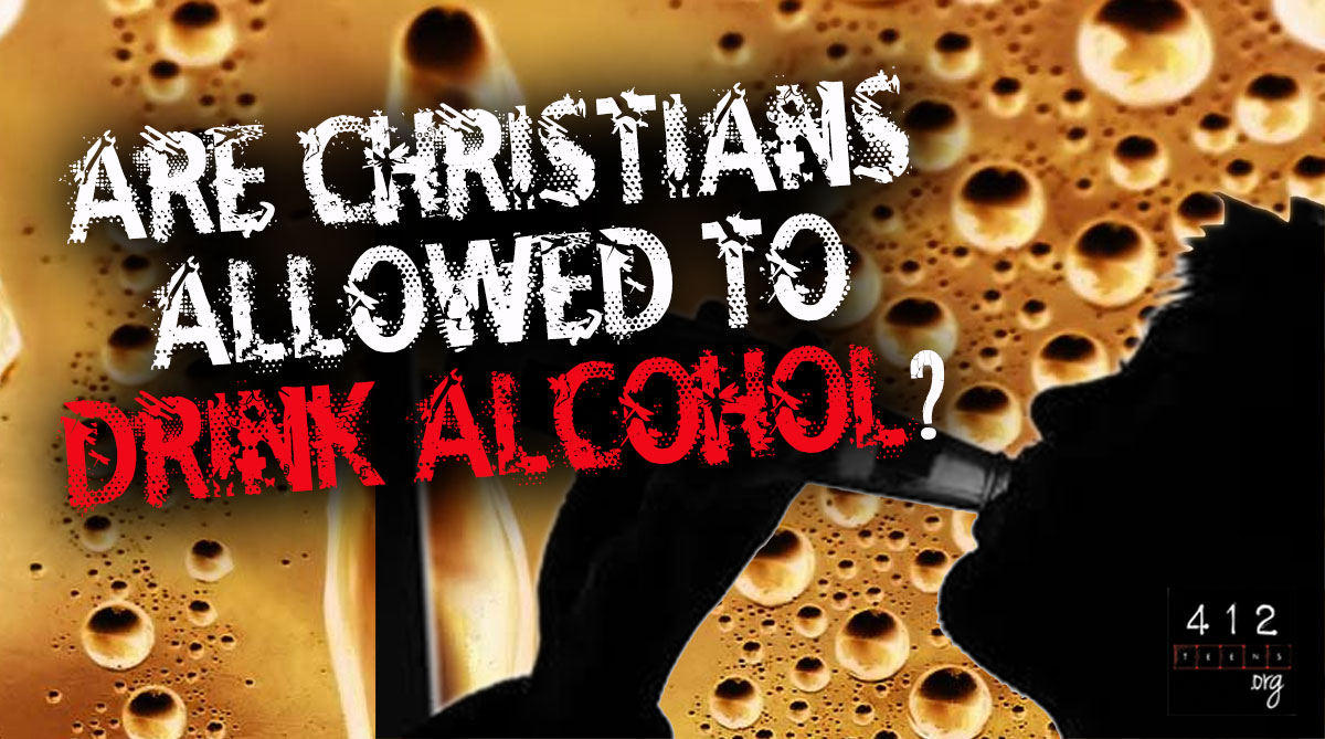 Is drinking alcohol a sin? - The Bible Study Site