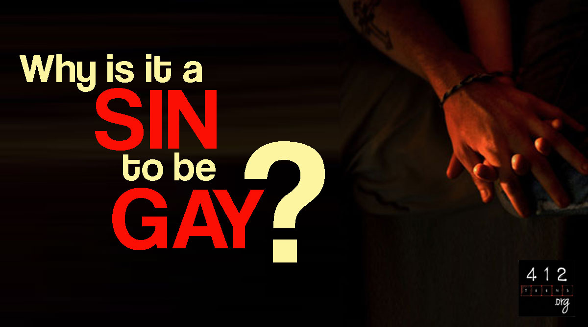 Being Gay A Sin 94