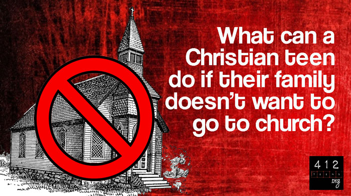 3 Things To Do When You Can't Go To Church