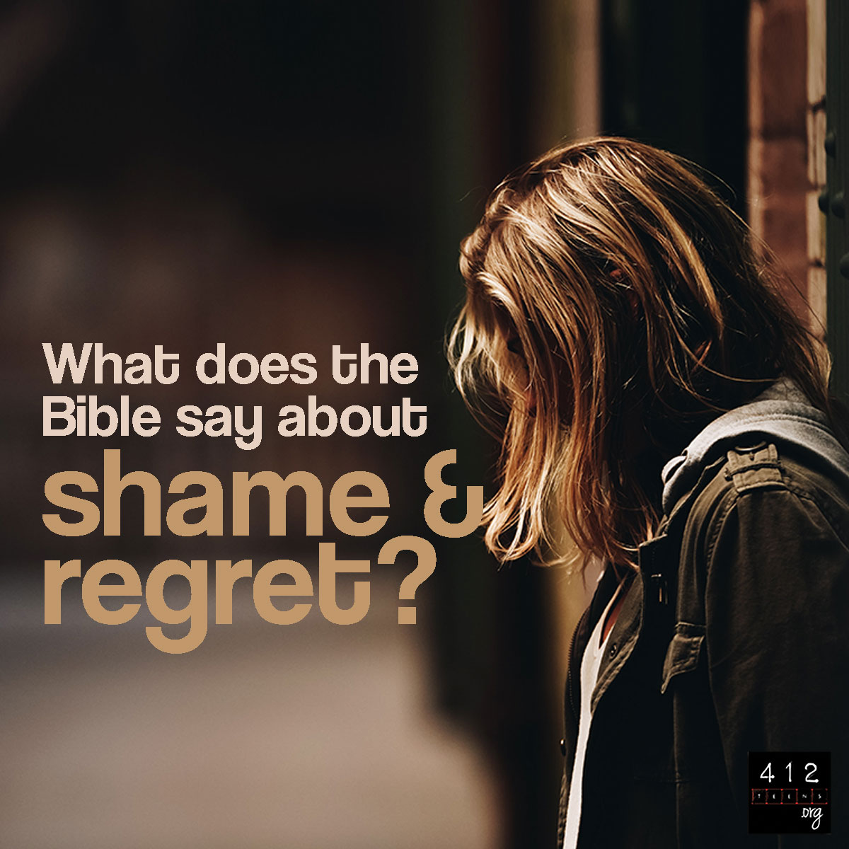What Does The Bible Say About Shame And Regret?