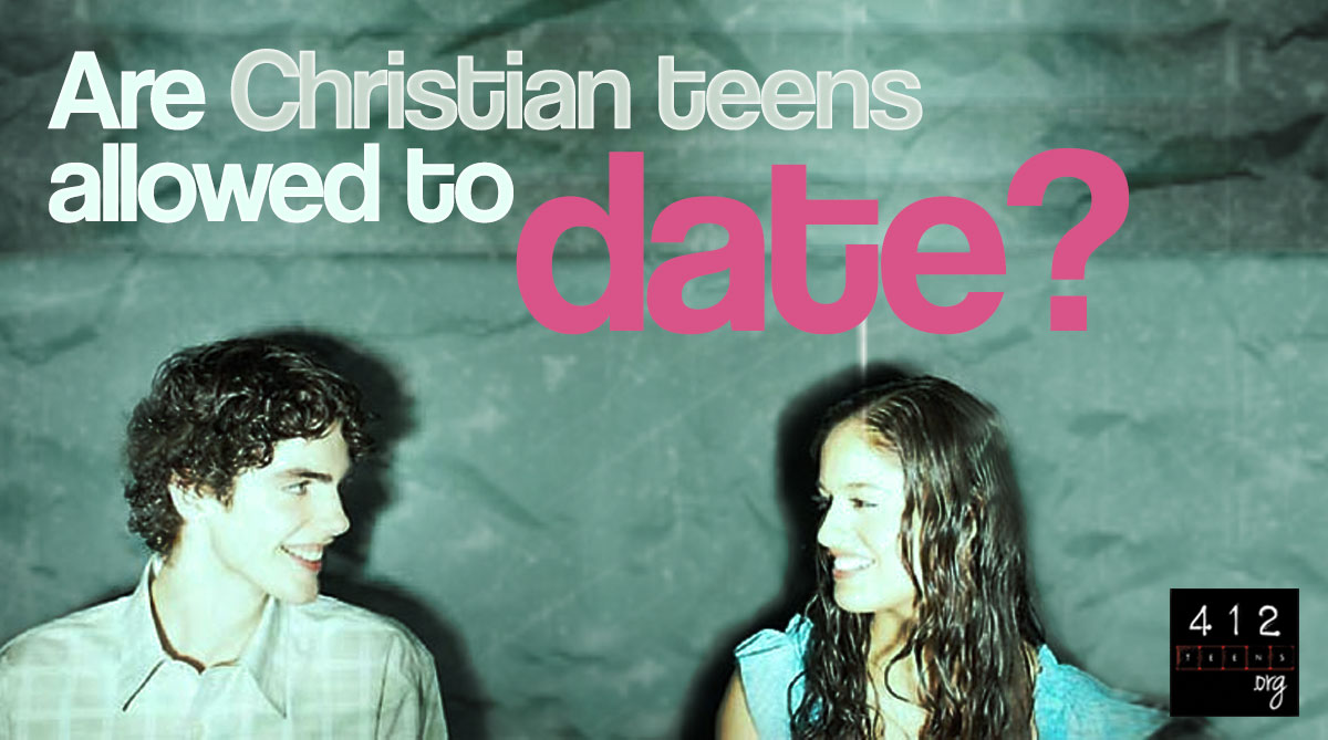 christian dating and kissing