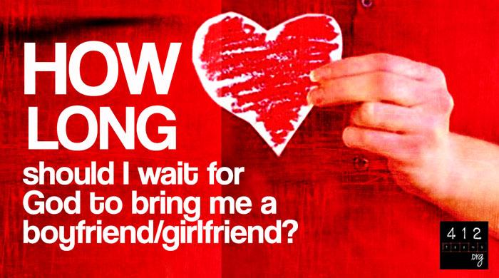 get me a boyfriend